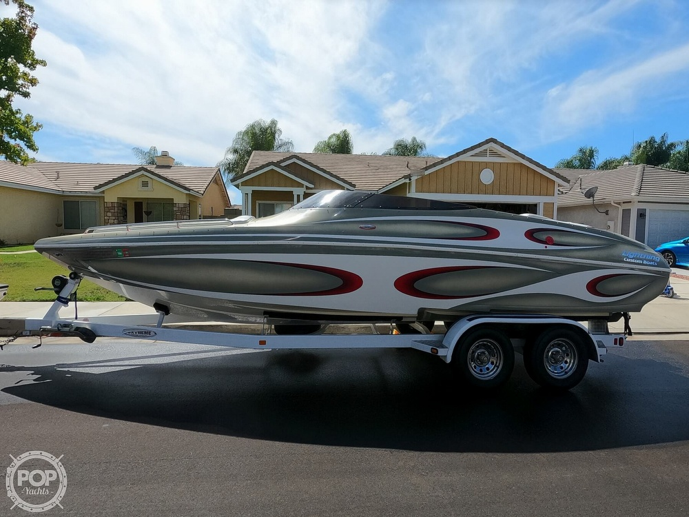 2007 Lightning boat for sale, model of the boat is Ultra 247XS & Image # 5 of 40