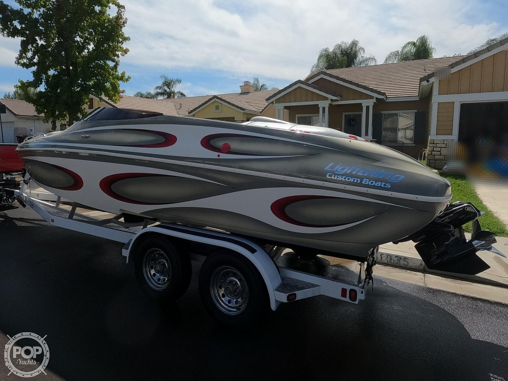2007 Lightning boat for sale, model of the boat is Ultra 247XS & Image # 6 of 40