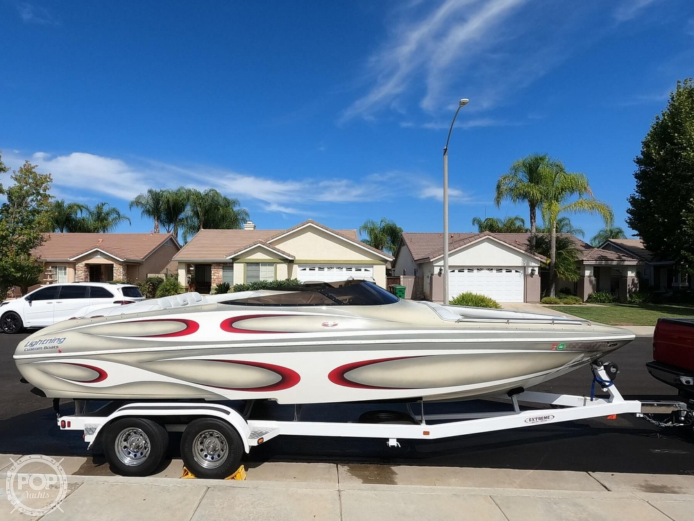 2007 Lightning boat for sale, model of the boat is Ultra 247XS & Image # 7 of 40