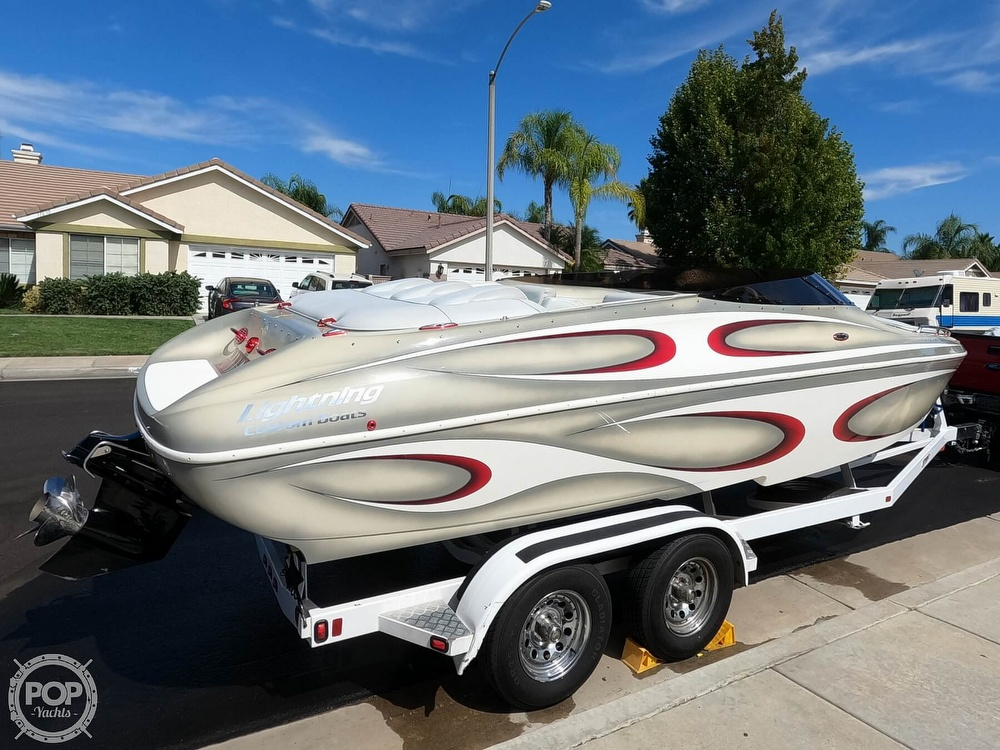 2007 Lightning boat for sale, model of the boat is Ultra 247XS & Image # 8 of 40