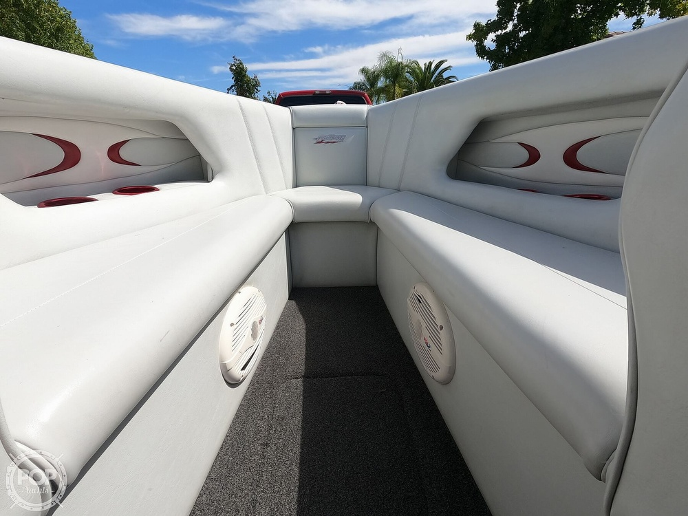 2007 Lightning boat for sale, model of the boat is Ultra 247XS & Image # 13 of 40