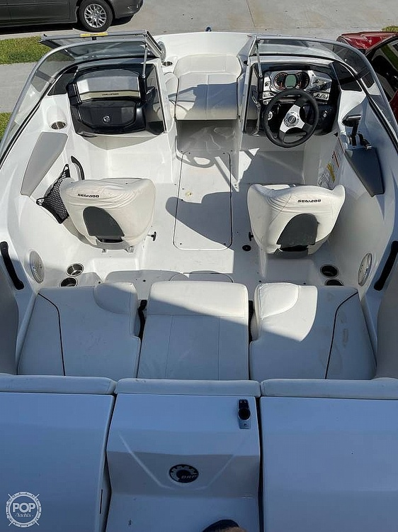 2012 Sea Doo PWC boat for sale, model of the boat is Challenger 180 & Image # 3 of 12