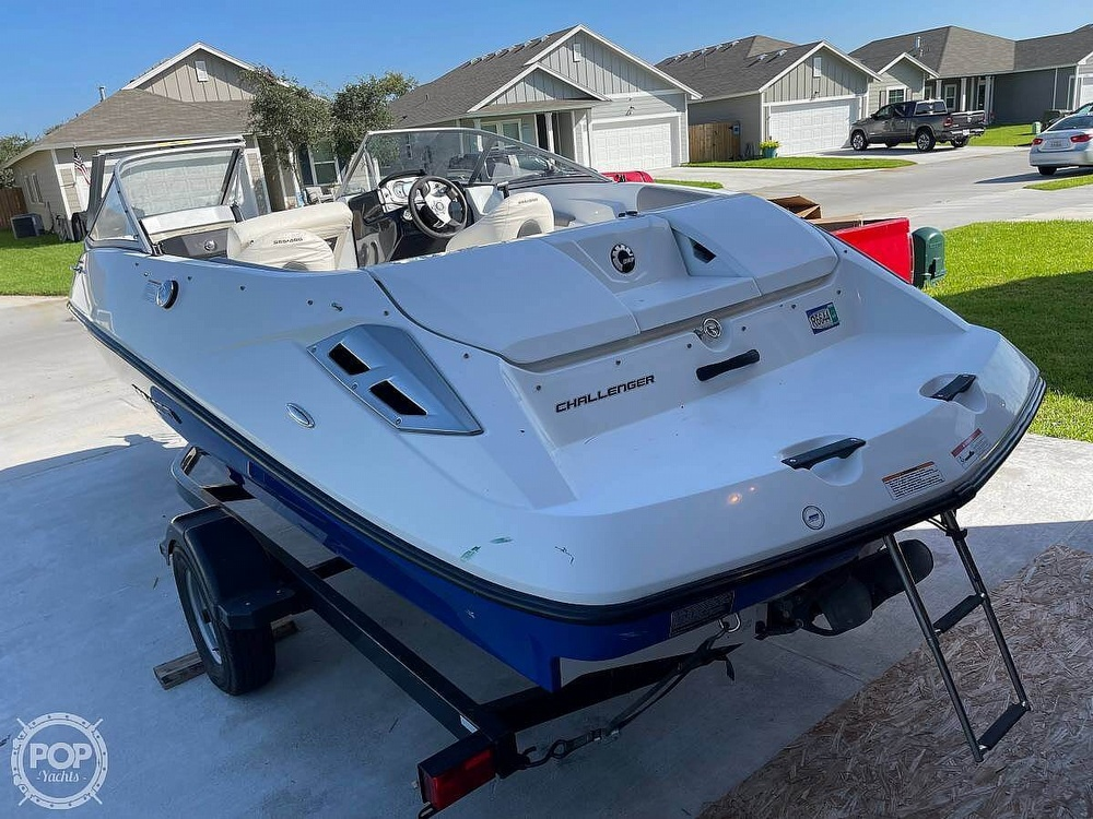 2012 Sea Doo PWC boat for sale, model of the boat is Challenger 180 & Image # 2 of 12