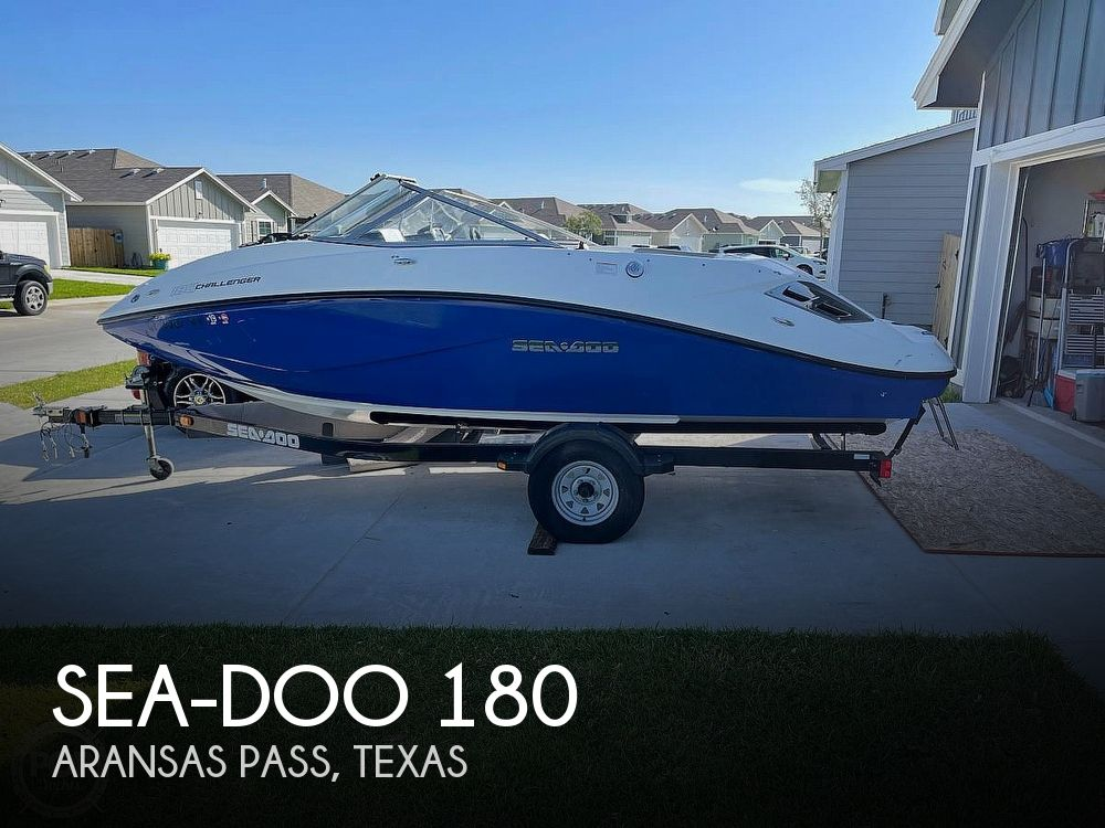 2012 Sea Doo PWC boat for sale, model of the boat is Challenger 180 & Image # 1 of 12