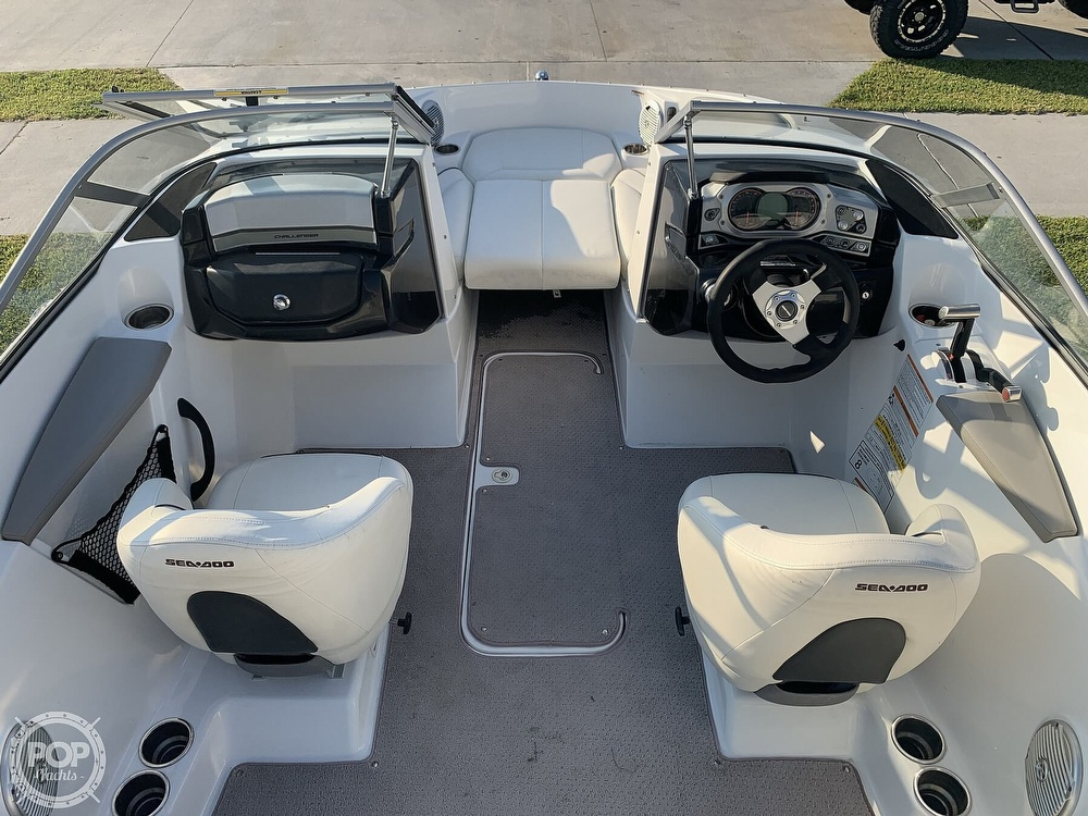 2012 Sea Doo PWC boat for sale, model of the boat is 180 SE Challenger & Image # 2 of 40