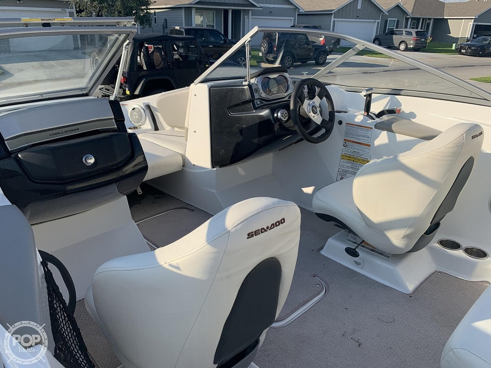 2012 Sea Doo PWC boat for sale, model of the boat is 180 SE Challenger & Image # 7 of 40
