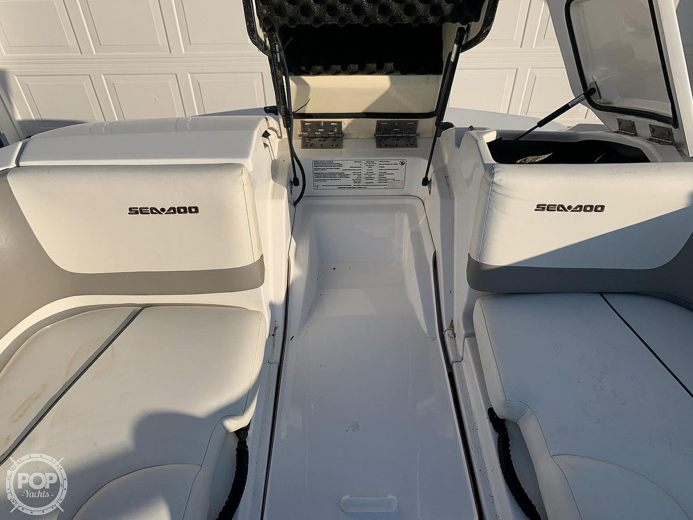 2012 Sea Doo PWC boat for sale, model of the boat is 180 SE Challenger & Image # 22 of 40