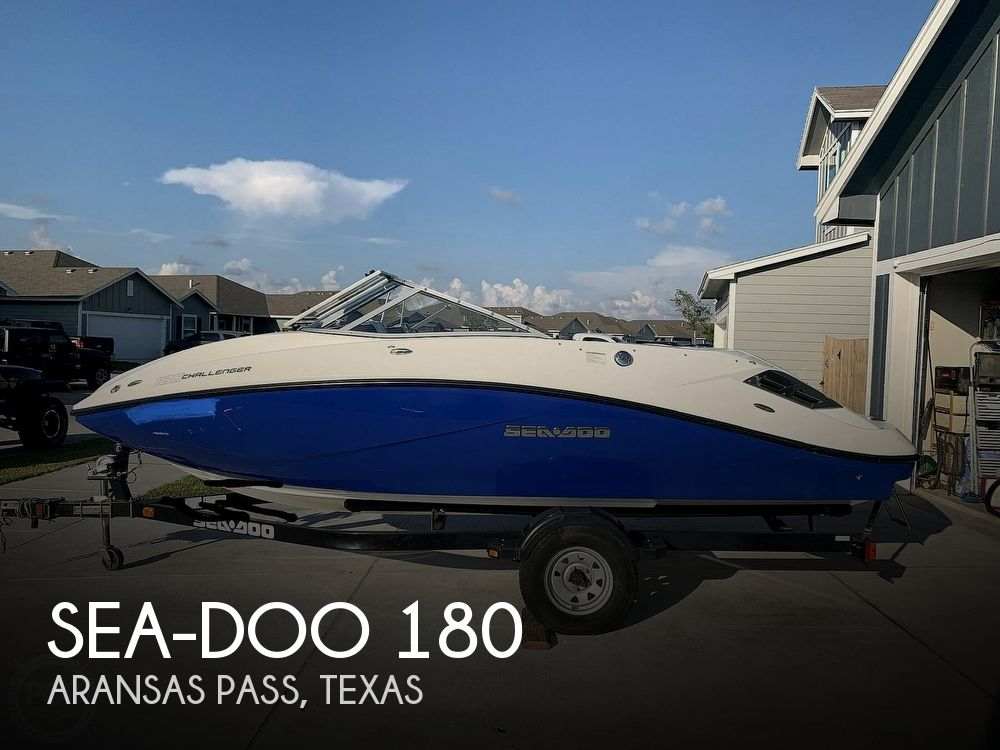 2012 Sea Doo PWC boat for sale, model of the boat is 180 SE Challenger & Image # 1 of 40