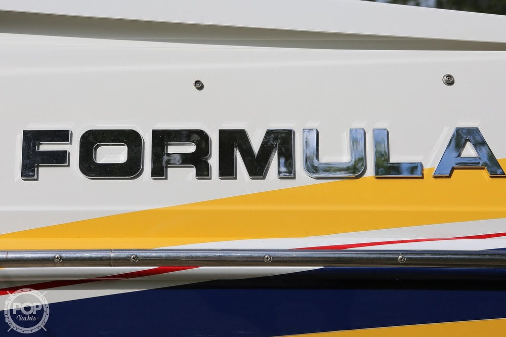 2003 Formula boat for sale, model of the boat is Fastech 271 & Image # 21 of 40