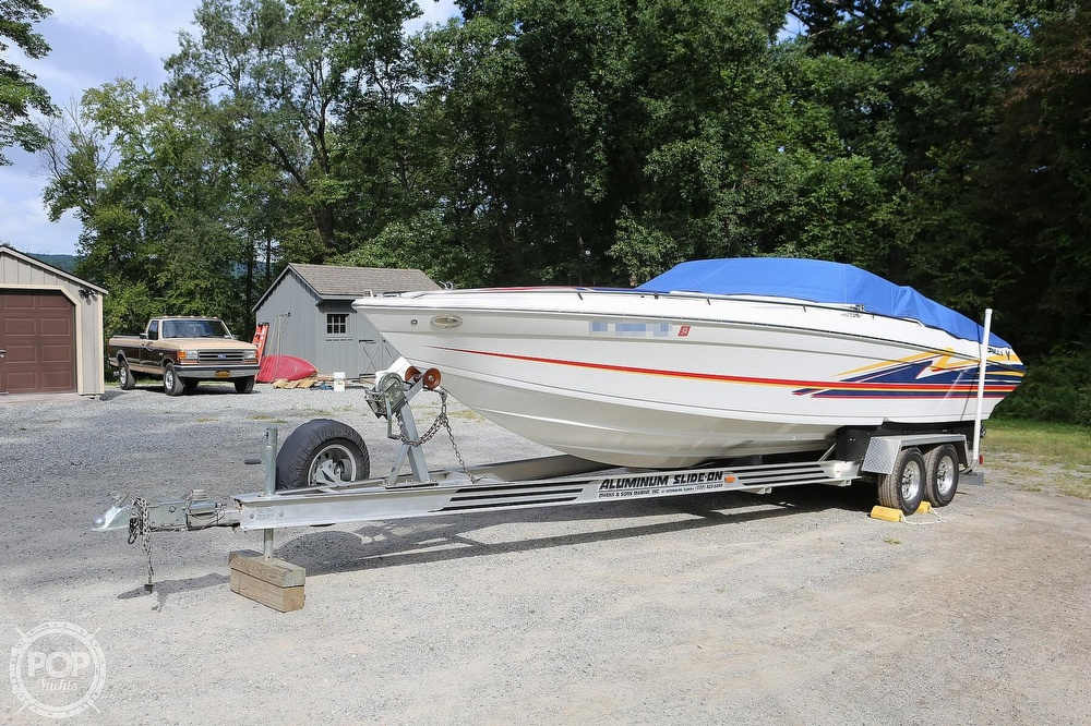 2003 Formula boat for sale, model of the boat is Fastech 271 & Image # 22 of 40