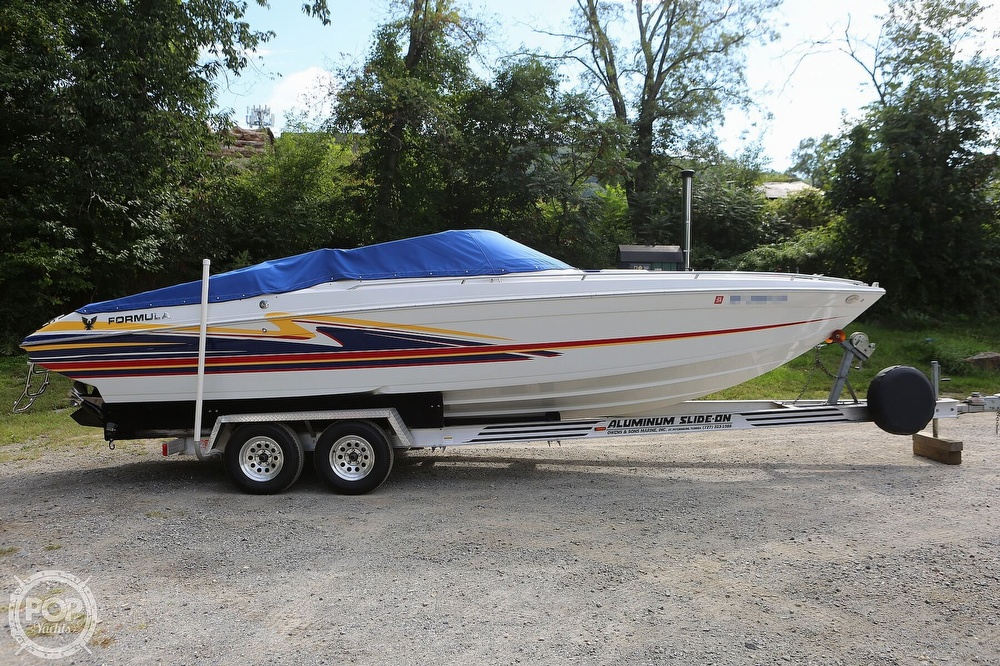 2003 Formula boat for sale, model of the boat is Fastech 271 & Image # 23 of 40