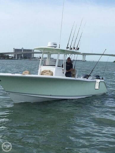 2016 Sea Hunt Gamefish 27 - #1