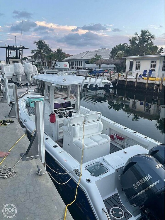 2016 Sea Hunt boat for sale, model of the boat is Gamefish 27 & Image # 2 of 40