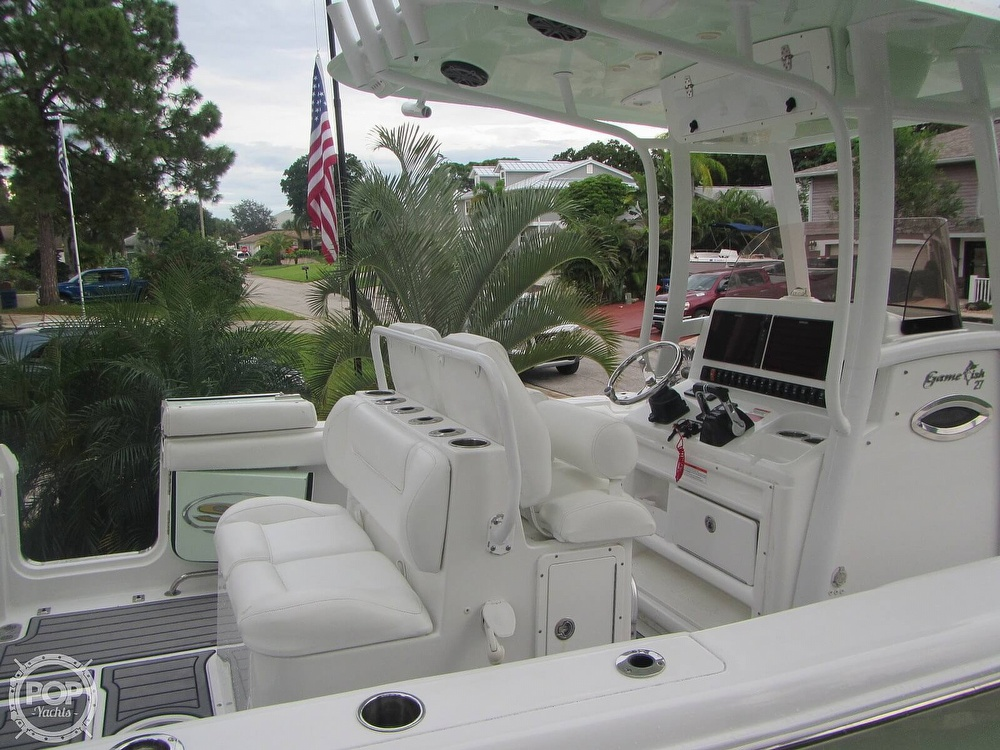 2016 Sea Hunt boat for sale, model of the boat is Gamefish 27 & Image # 23 of 40
