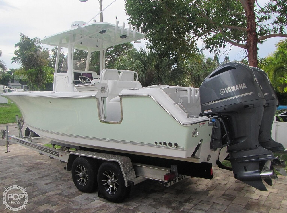 2016 Sea Hunt boat for sale, model of the boat is Gamefish 27 & Image # 32 of 40