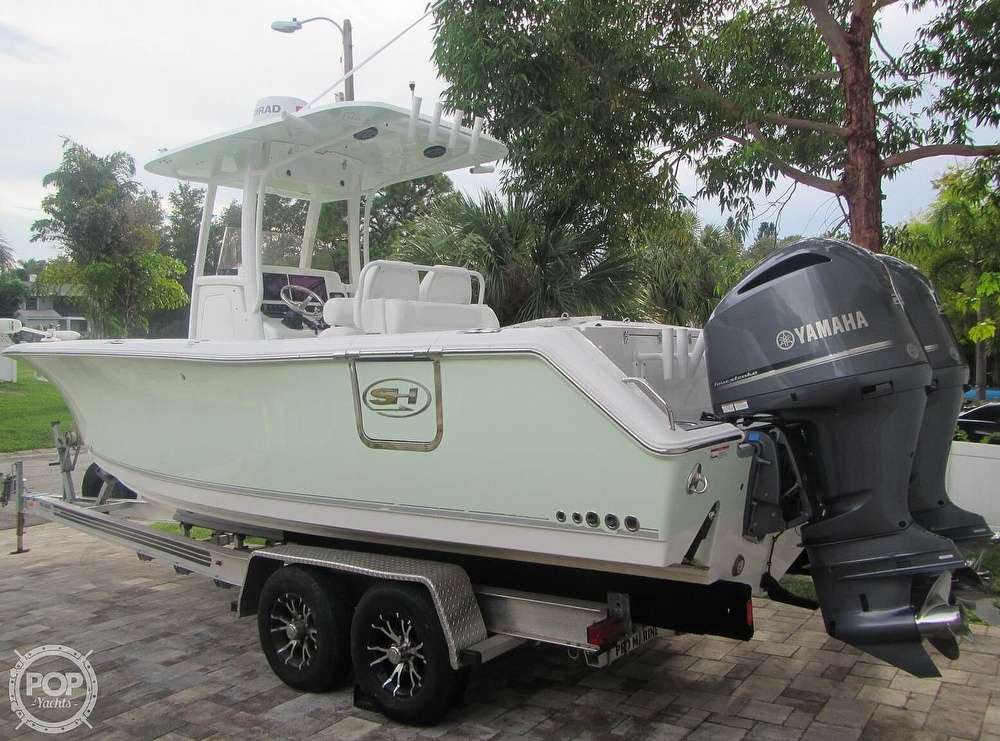 2016 Sea Hunt boat for sale, model of the boat is Gamefish 27 & Image # 33 of 40