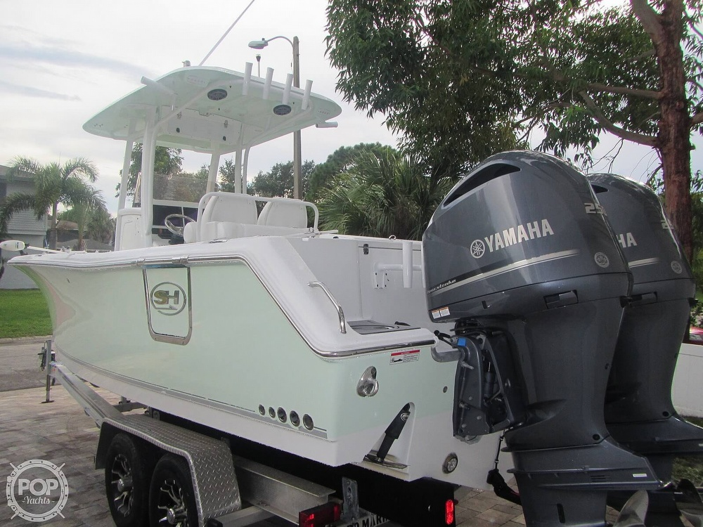 2016 Sea Hunt boat for sale, model of the boat is Gamefish 27 & Image # 34 of 40