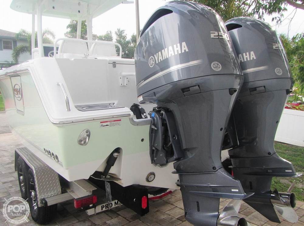 2016 Sea Hunt boat for sale, model of the boat is Gamefish 27 & Image # 36 of 40