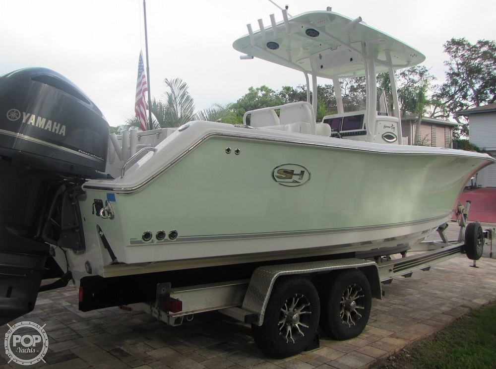2016 Sea Hunt boat for sale, model of the boat is Gamefish 27 & Image # 38 of 40