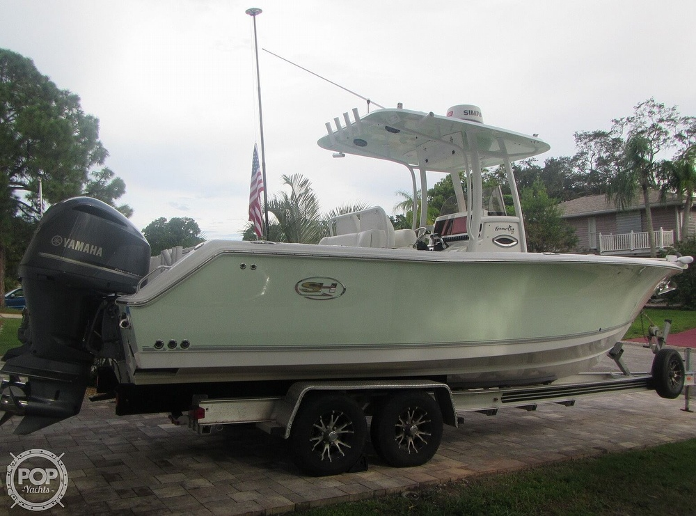 2016 Sea Hunt boat for sale, model of the boat is Gamefish 27 & Image # 39 of 40