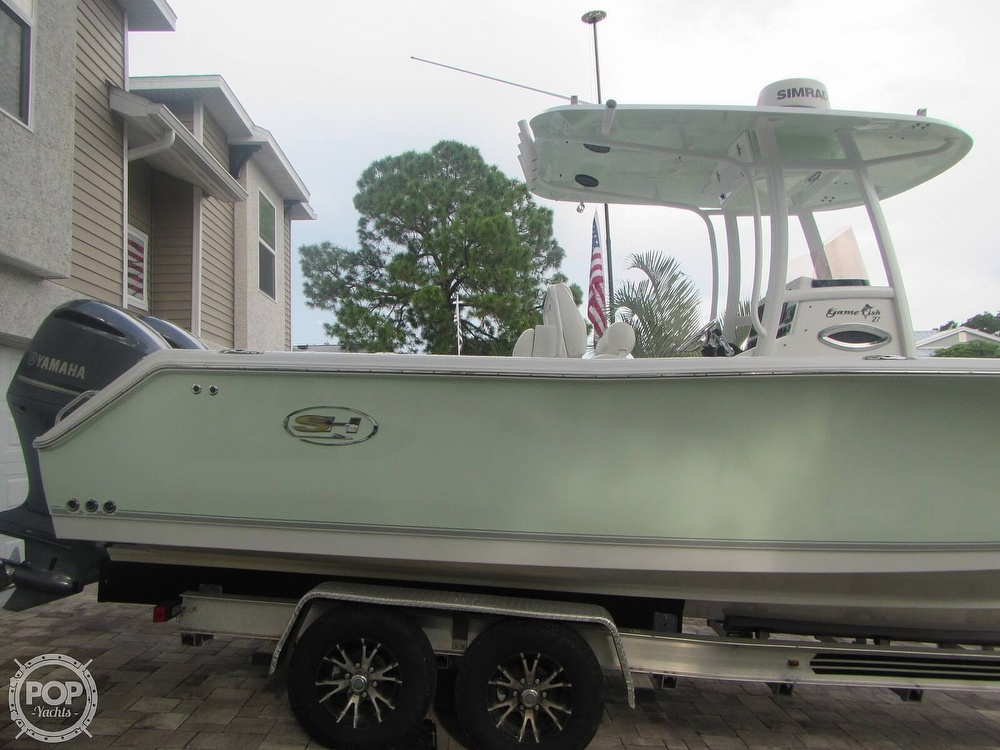 2016 Sea Hunt boat for sale, model of the boat is Gamefish 27 & Image # 40 of 40