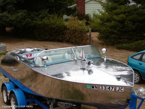 1953 Valco 21 Runabout - Photo #11