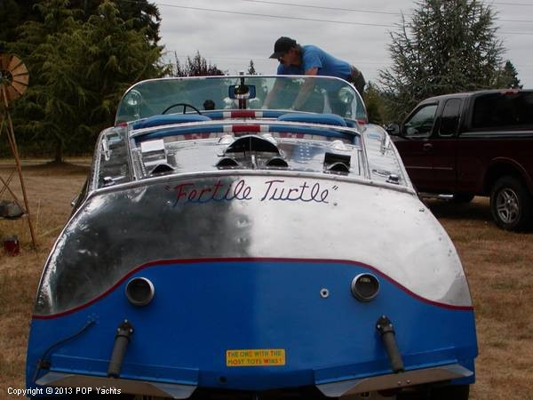 1953 Valco 21 Runabout - Photo #13