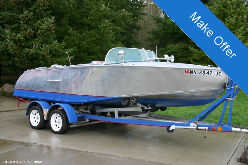 1953 Valco 21 Runabout - Photo #6