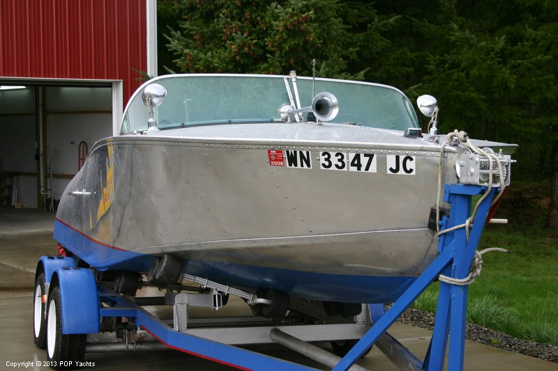 1953 Valco 21 Runabout - Photo #14