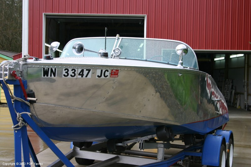 1953 Valco 21 Runabout - Photo #7