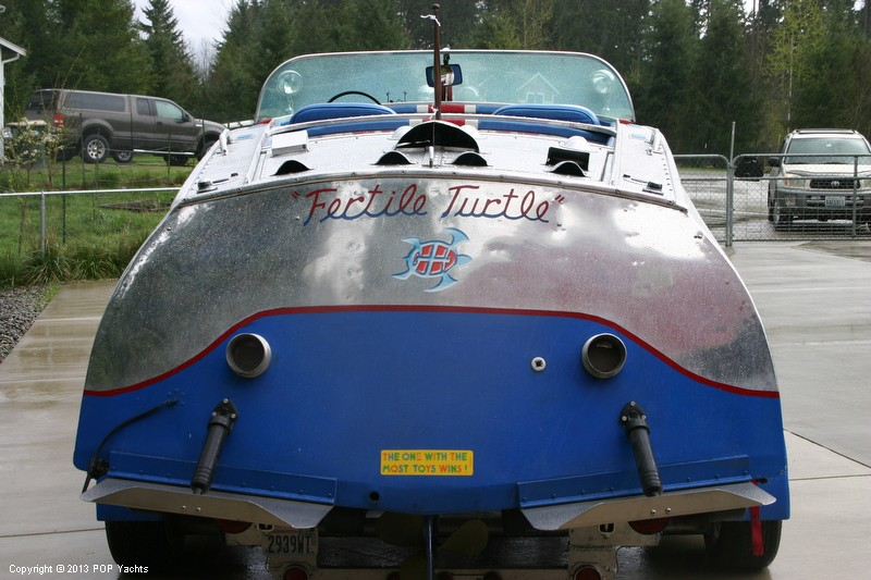 1953 Valco 21 Runabout - Photo #15