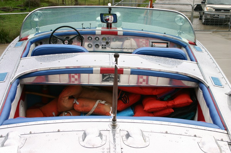 1953 Valco 21 Runabout - Photo #16