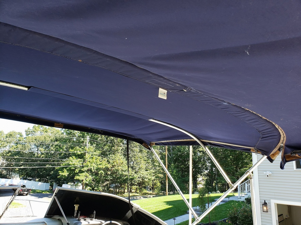 1996 Chaparral boat for sale, model of the boat is 24 Signature & Image # 11 of 40