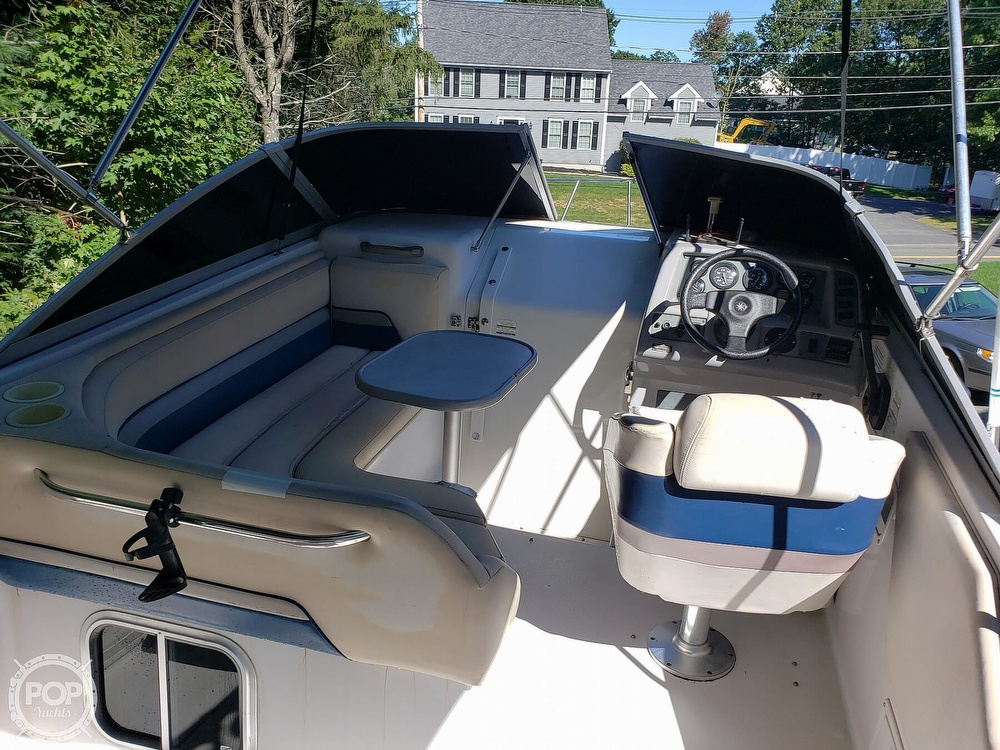 1996 Chaparral boat for sale, model of the boat is 24 Signature & Image # 3 of 40