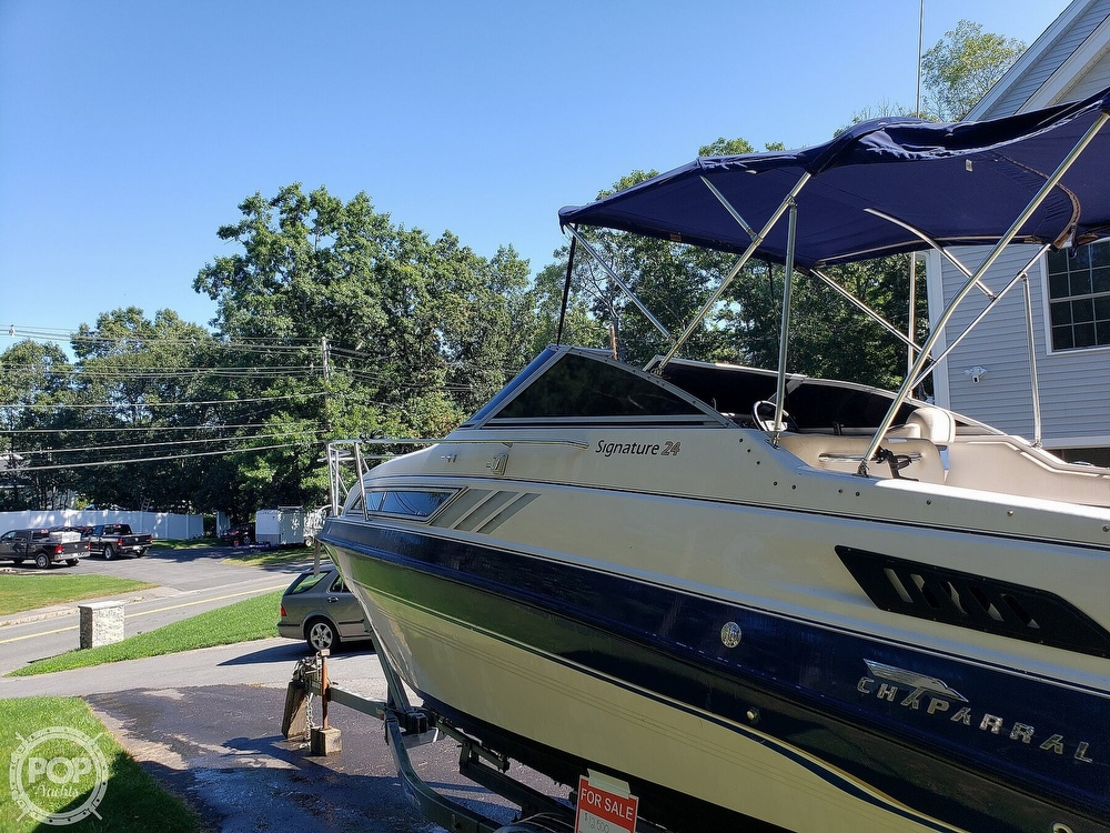 1996 Chaparral boat for sale, model of the boat is 24 Signature & Image # 2 of 40