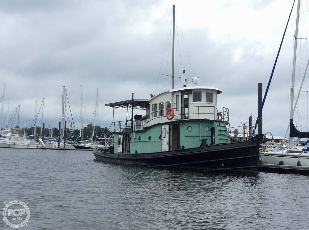 1946 Arnold Walker boat for sale, model of the boat is 59 Bow Tug & Image # 24 of 40