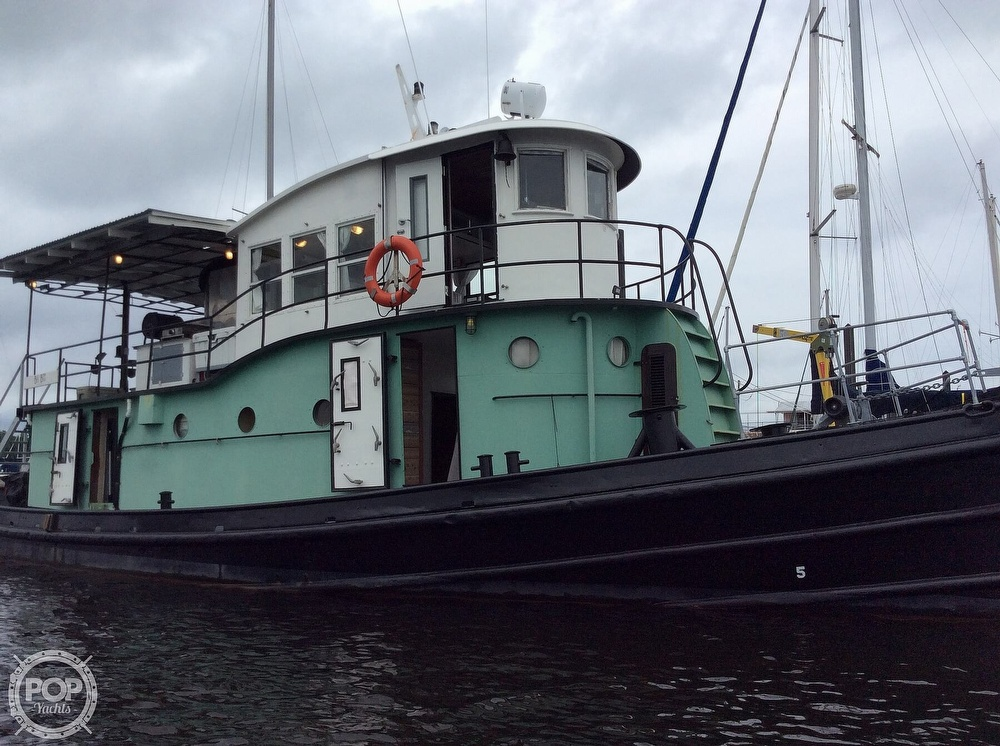 1946 Arnold Walker boat for sale, model of the boat is 59 Bow Tug & Image # 2 of 40