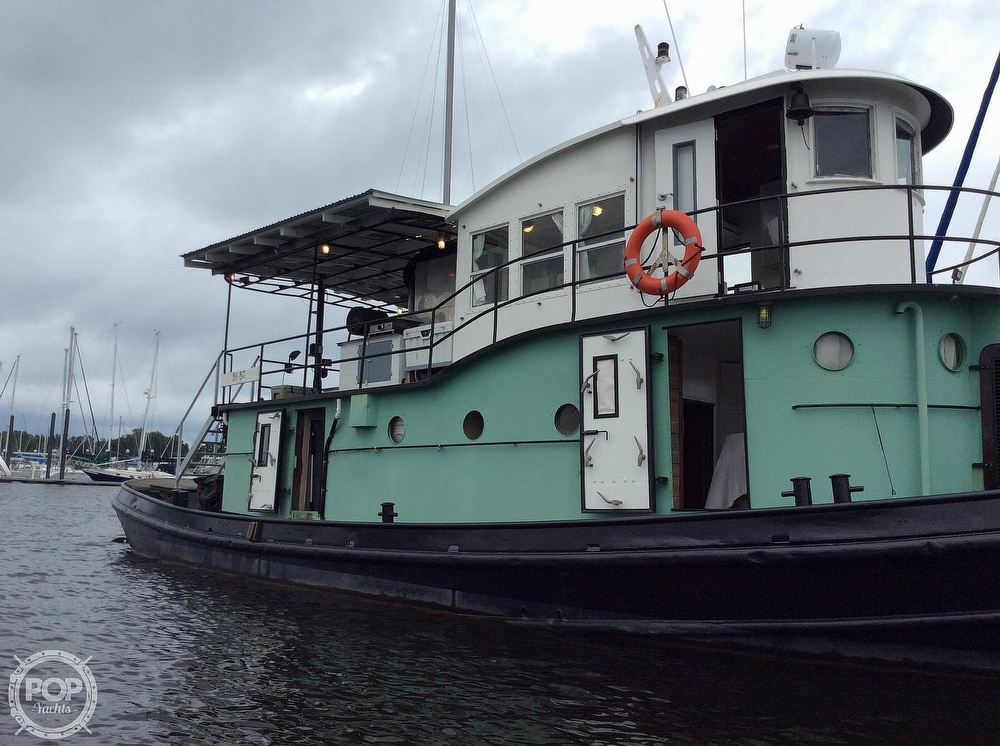 1946 Arnold Walker boat for sale, model of the boat is 59 Bow Tug & Image # 27 of 40