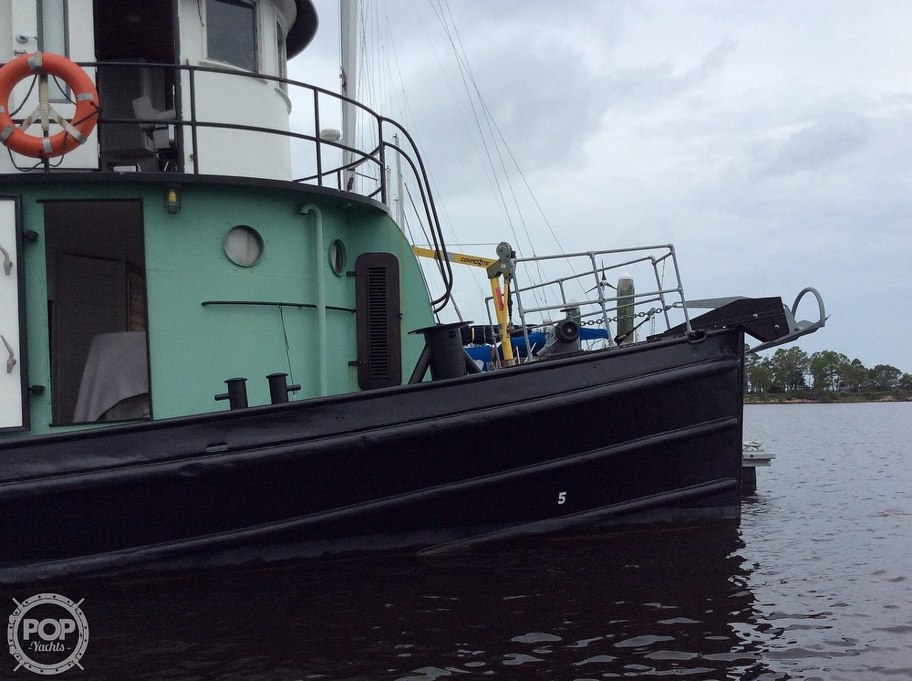 1946 Arnold Walker boat for sale, model of the boat is 59 Bow Tug & Image # 28 of 40