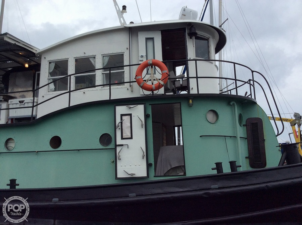 1946 Arnold Walker boat for sale, model of the boat is 59 Bow Tug & Image # 29 of 40