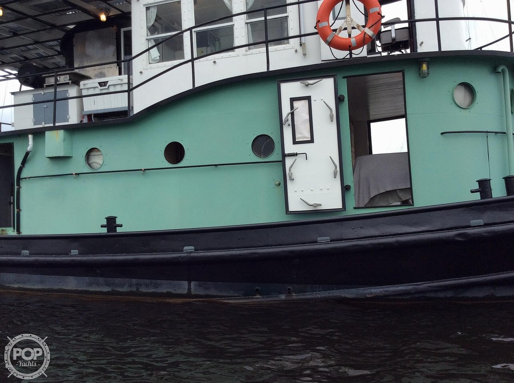 1946 Arnold Walker boat for sale, model of the boat is 59 Bow Tug & Image # 30 of 40