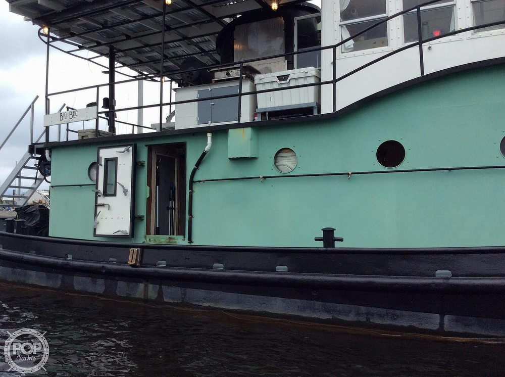 1946 Arnold Walker boat for sale, model of the boat is 59 Bow Tug & Image # 32 of 40