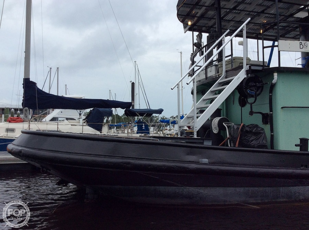 1946 Arnold Walker boat for sale, model of the boat is 59 Bow Tug & Image # 3 of 40