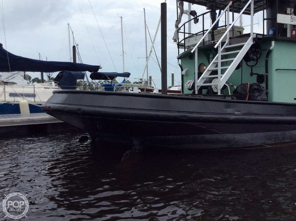 1946 Arnold Walker boat for sale, model of the boat is 59 Bow Tug & Image # 35 of 40