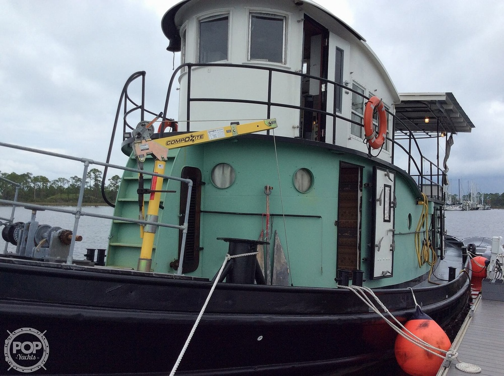 1946 Arnold Walker boat for sale, model of the boat is 59 Bow Tug & Image # 37 of 40