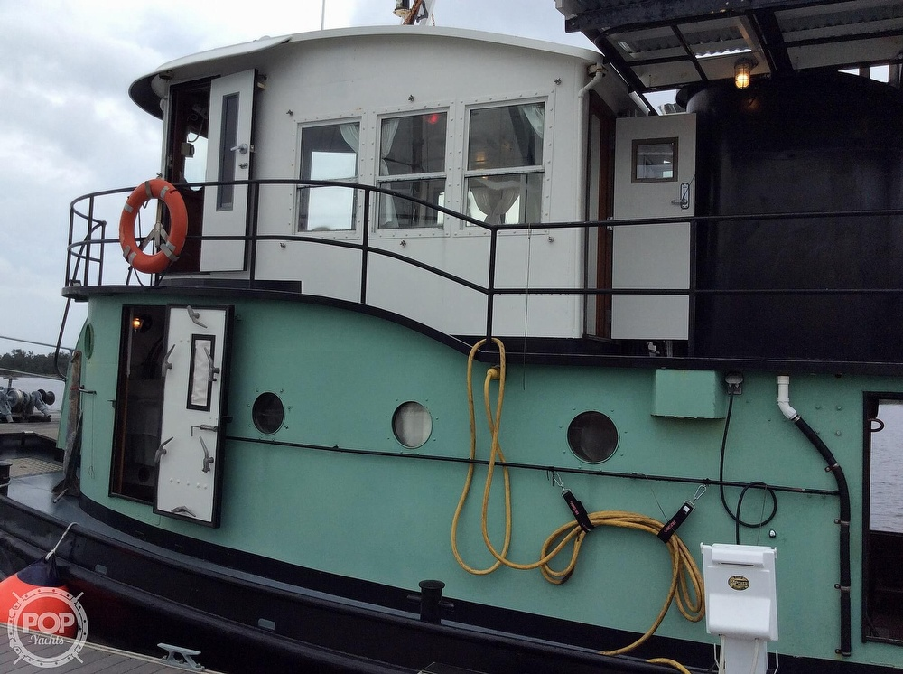 1946 Arnold Walker boat for sale, model of the boat is 59 Bow Tug & Image # 38 of 40