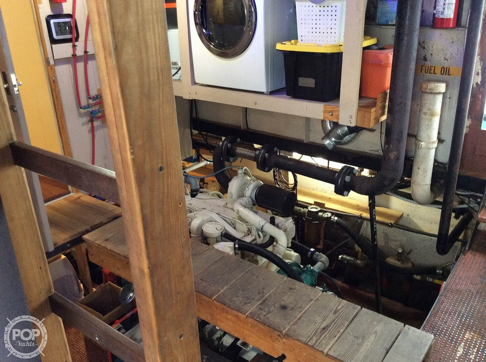 1946 Arnold Walker boat for sale, model of the boat is 59 Bow Tug & Image # 14 of 40