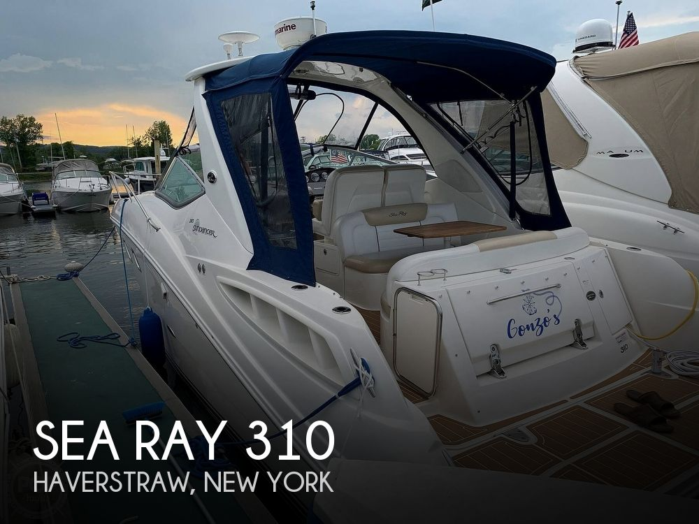 Used Sea Ray 31 Boats For Sale by owner   2008 Sea Ray 310 Sundancer