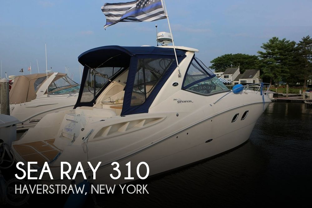2008 Sea Ray boat for sale, model of the boat is 310 Sundancer & Image # 1 of 40