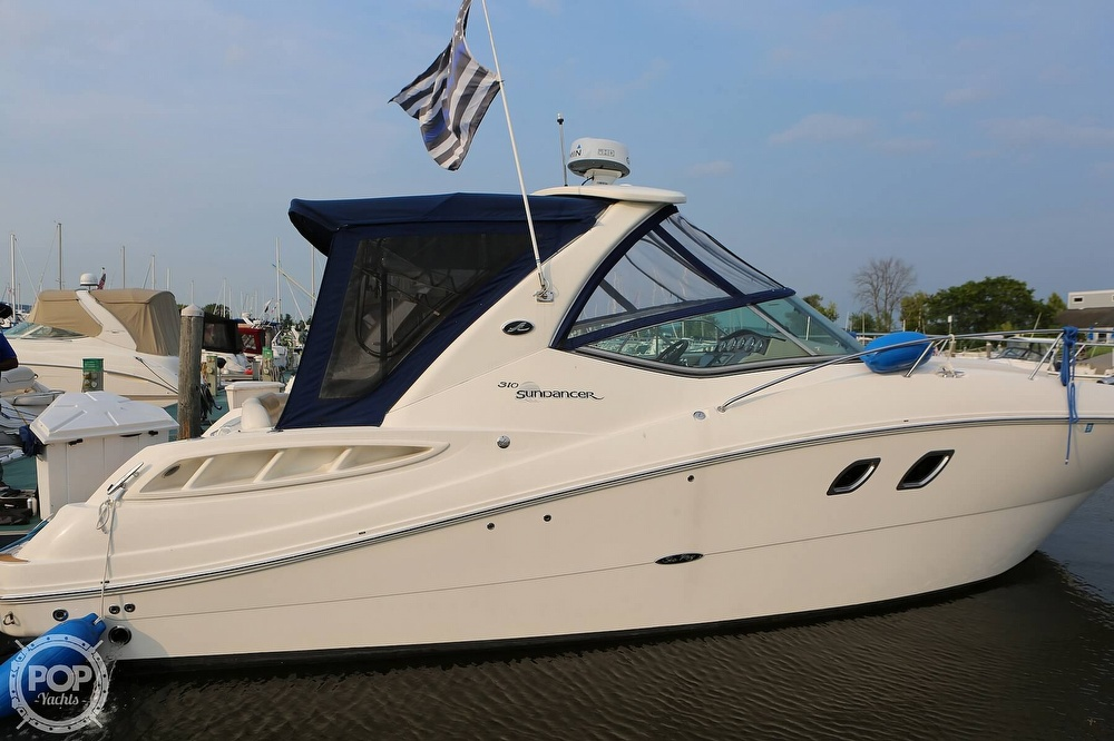 2008 Sea Ray boat for sale, model of the boat is 310 Sundancer & Image # 2 of 40